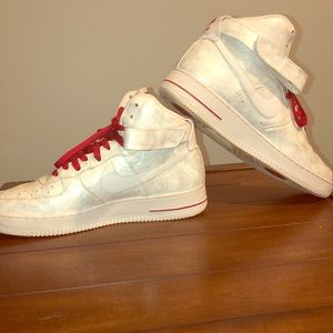 Nike Air Force one highs 82' edition